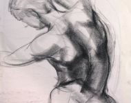 5 minute charcoal gesture-25
